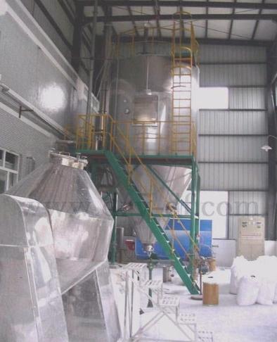 冷却喷雾造粒机